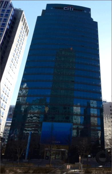한국-씨티은행-본점-건물
