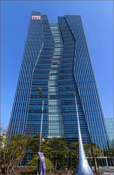 BNK-부산은행-본점-건물-은행-자산-규모-순위