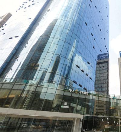 KEB-하나은행-본점-건물-은행-자산-규모-순위