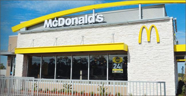 맥도날드-주가-매장