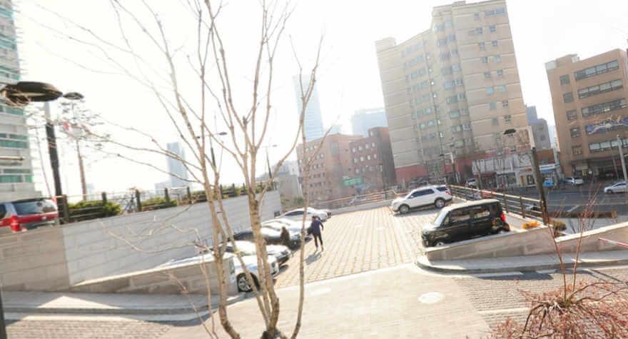 동대문 성곽공원 주차장