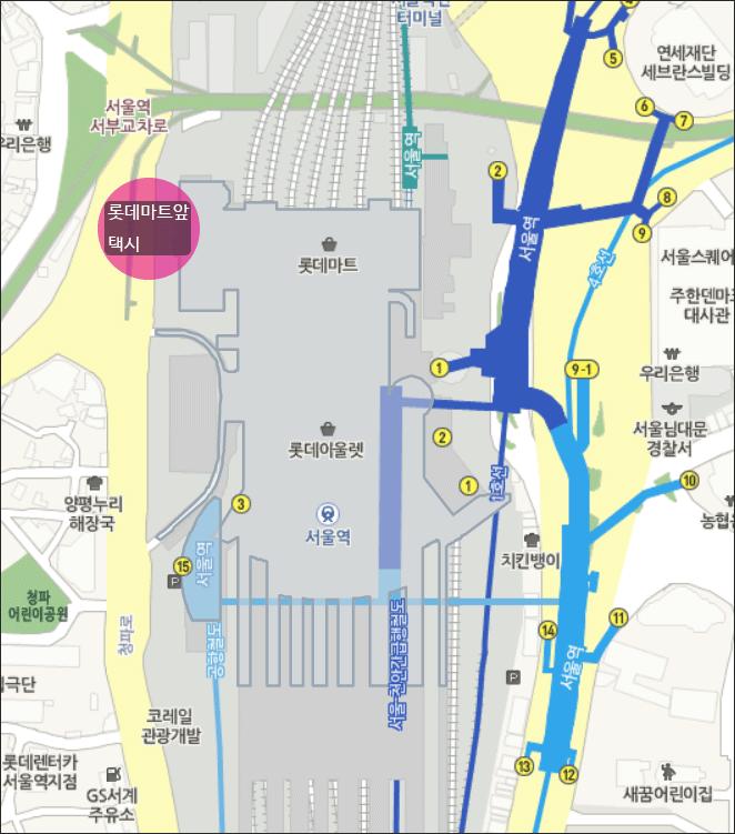 롯데마트-앞-택시-승차대