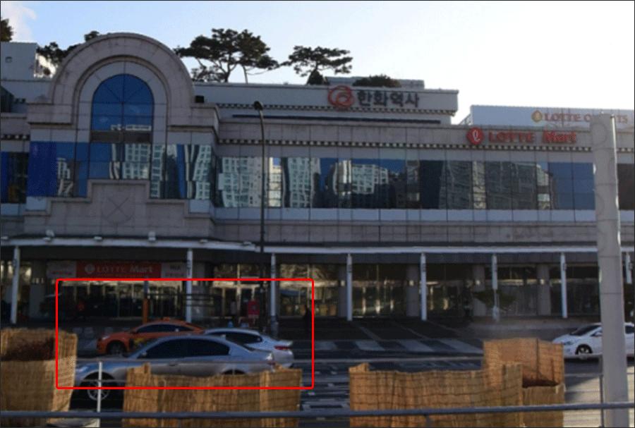 서울역-롯데마트-앞-택시-승차대