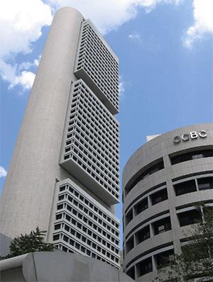 싱가포르-기업-순위-OCBC-뱅크-건물