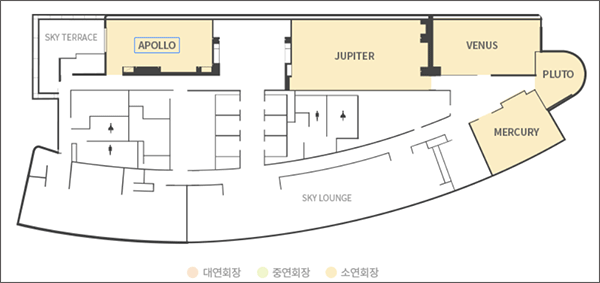 서울-인터컨티넨탈-호텔-컨티넨탈-30층