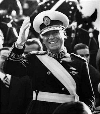 아르헨티나 페론 대통령
