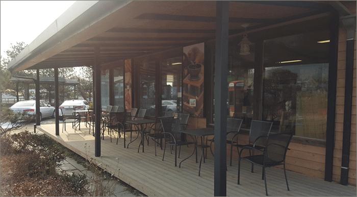 파주 메주꽃 카페3