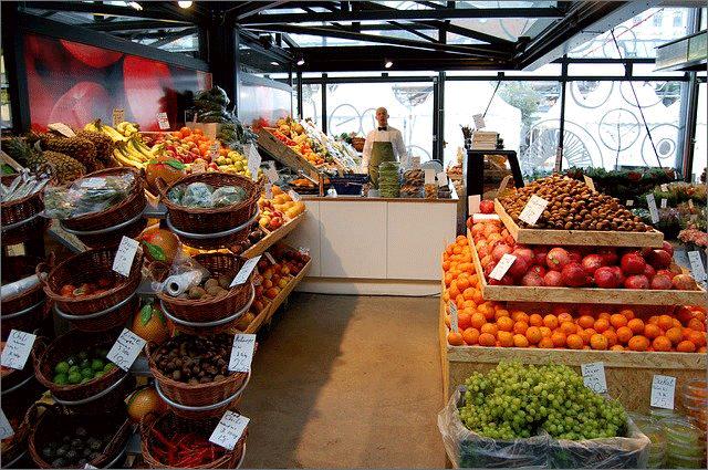 야채 과일 장사 면세 사업자